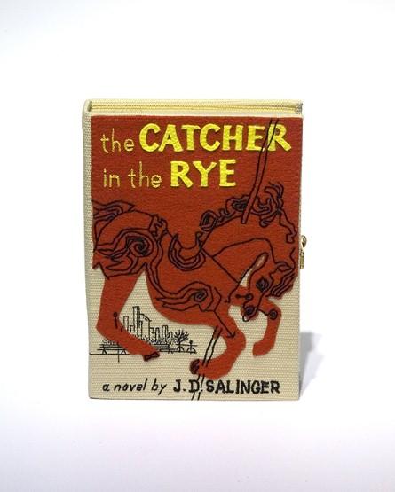 The Olympia Le-Tan Book Clutch