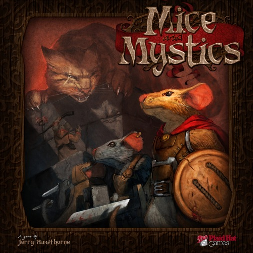 <em>Mice and Mystics</em> Review (Board Game)