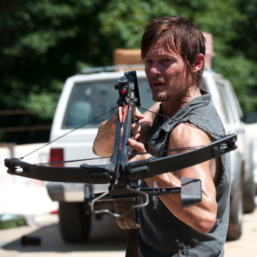 "<i>The Walking Dead</i> Review (Episode 3.10 ""Home"")"
