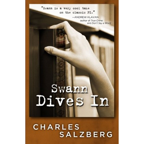 <i>Swann Dives In</i> by Charles Salzberg