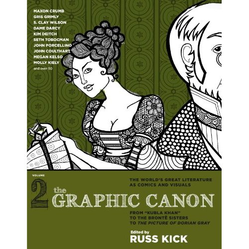 <i>The Graphic Canon: Volume 2</i> edited by Russ Kick