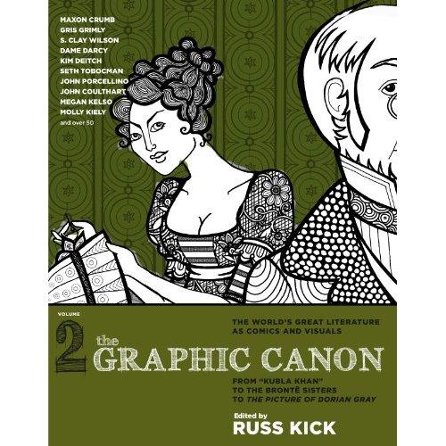 The Graphic Canon, Volume 2