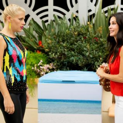 "<i>Cougar Town</i> Review: ""Flirting With Time"" (Episode 4.07)"