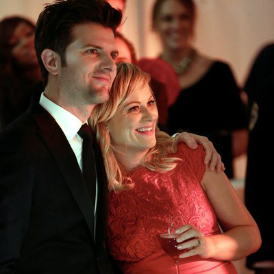 <i>Parks and Recreation</i>: The Story Behind TV's Cutest Couple