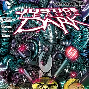"Exclusive DC Comics Preview: ""Justice League Dark #17"""