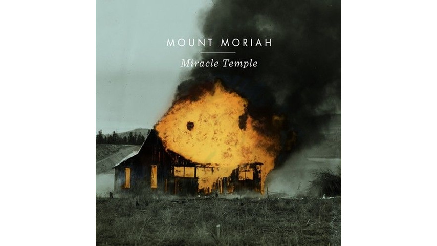 Mount Moriah: <i>Miracle Temple</i>
