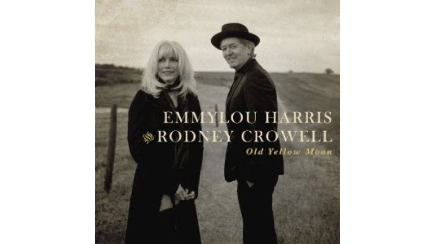 Emmylou Harris & Rodney Crowell: <i>Old Yellow Moon</i>