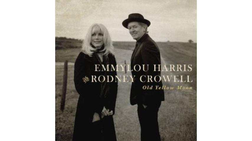 Emmylou Harris & Rodney Crowell: <i>Old Yellow Moon</i>