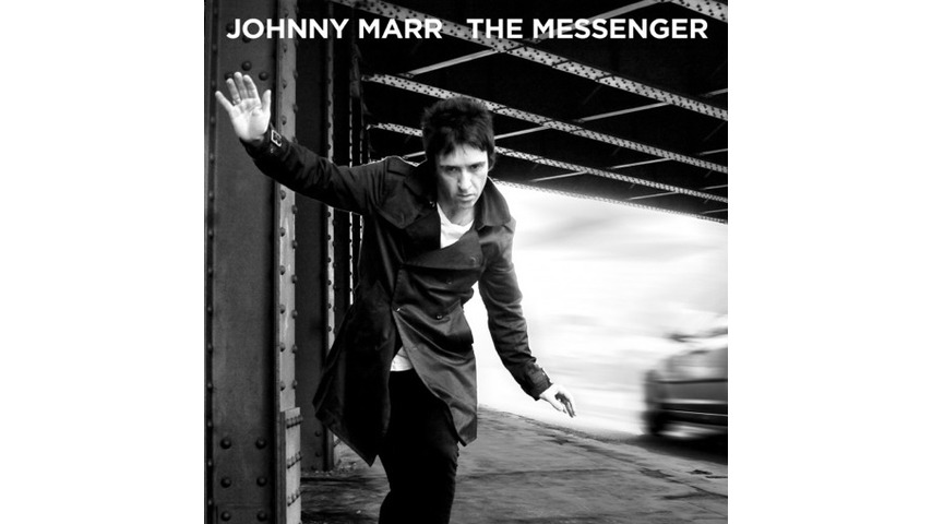 Johnny Marr: <i>The Messenger</i>