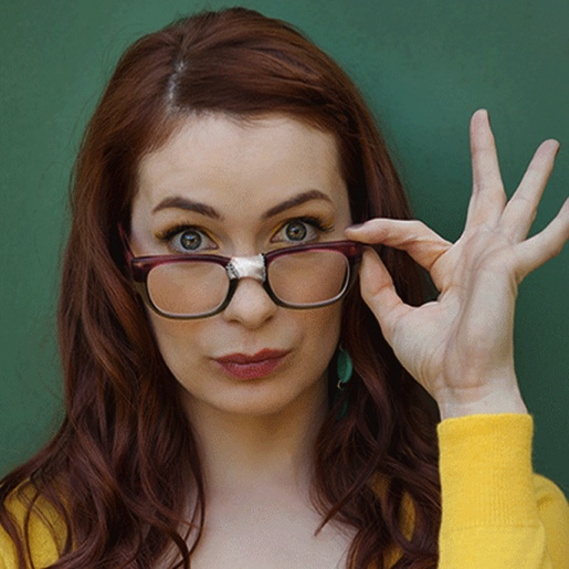 Felicia Day: Queen of the Geeks