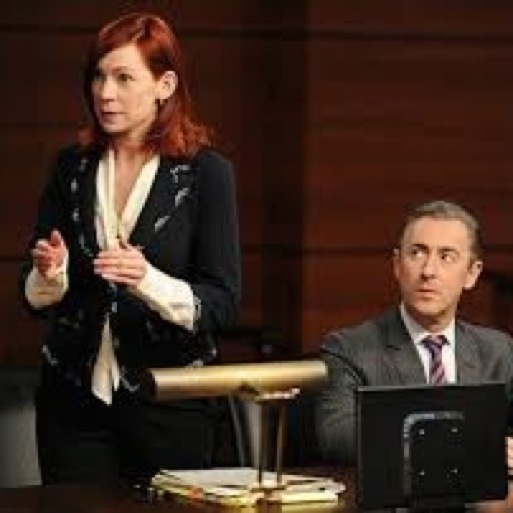 "<i>The Good Wife</i> Review: ""Going for the Gold"" (Episode 4.14)"