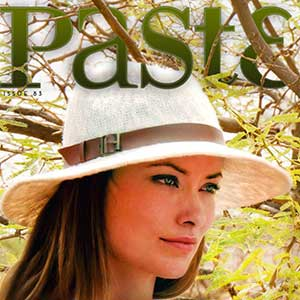 Olivia Wilde on the Cover of PASTE.COM Special Issue