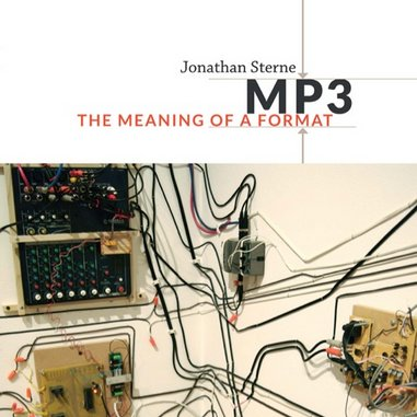 <i>MP3: The Meaning Of A Format</i> by Jonathan Sterne