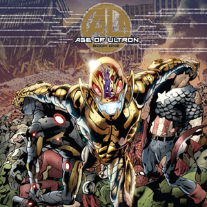 Age of Ultron #1 by Brian Michael Bendis & Bryan Hitch