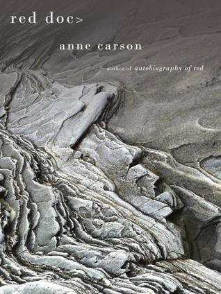 <i>Red Doc></i> by Anne Carson