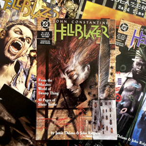 The Top Ten <i>John Constantine: Hellblazer</i> Stories