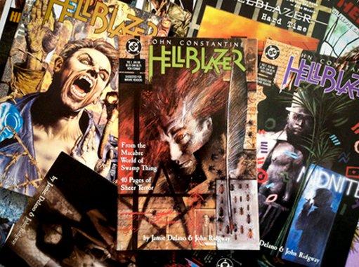The Top Ten <i>John Constantine: Hellblazer</i> Stories