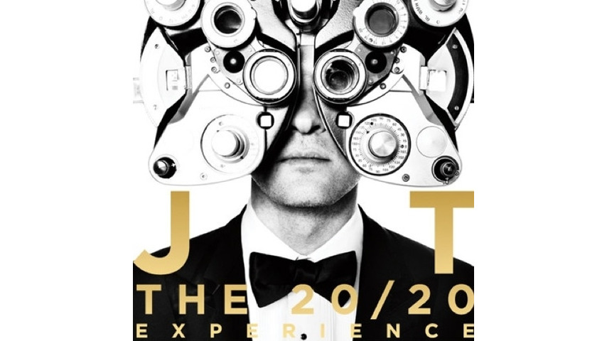 Justin Timberlake: &lt;i&gt;The 20/20 Experience&lt;/i&gt;