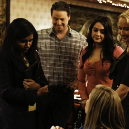 "<i>The Mindy Project</i> Review: ""Mindy's Birthday"" (Episode 1.17)"