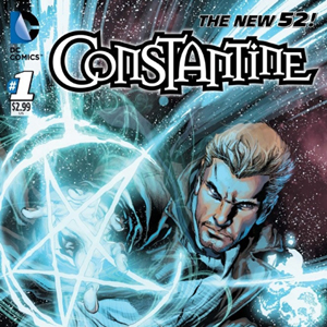 Constantine #1 by Jeff Lemire, Ray Fawkes, and Renato Guedes