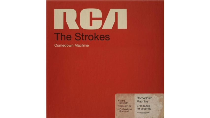 The Strokes: <i>Comedown Machine</i>
