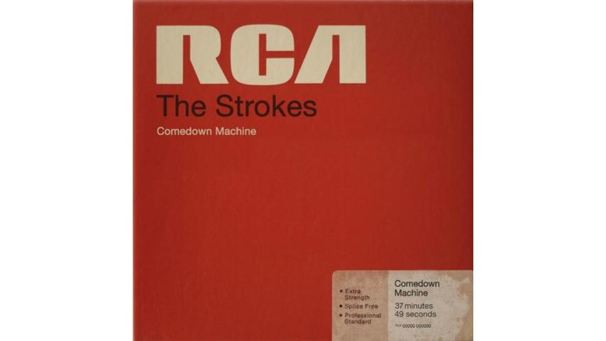 The Strokes: <i>Comedown Machine</i>