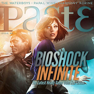 Check out Issue #86 of PASTE.COM featuring Bioshock Infinite