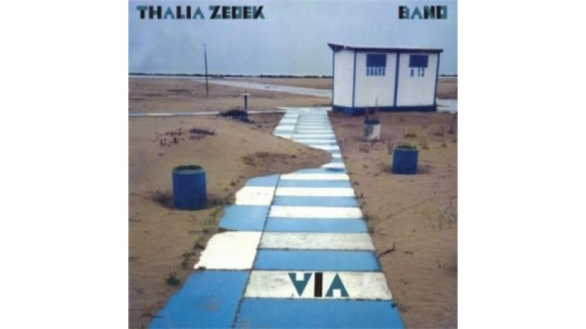 Thalia Zedek: &lt;i&gt;Via&lt;/i&gt;
