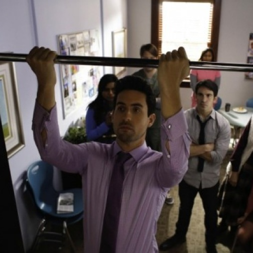 "<i>The Mindy Project</i> Review: ""Danny's Friend"" (Episode 1.18)"