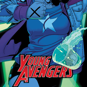 Young Avengers #1-3 by Kieron Gillen, Jamie McKelvie, &amp; Mike Norton