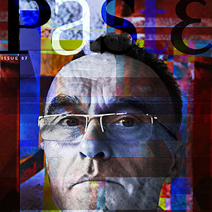 Check out Issue #87 of PASTE.COM featuring Danny Boyle