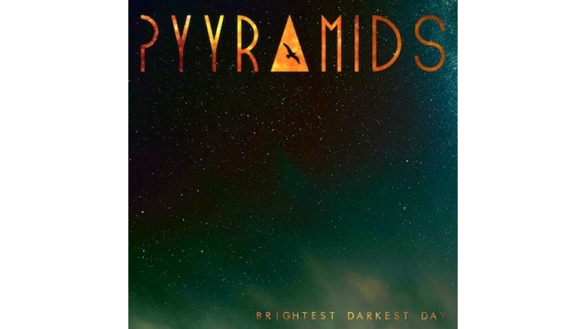 Pyyramids: <i>Brightest Darkest Day</i>