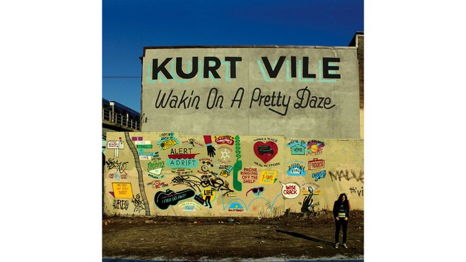 Kurt Vile: <i>Wakin On A Pretty Daze</i>