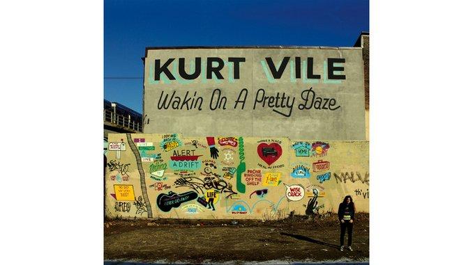 Kurt Vile: <i>Wakin On A Pretty Daze</i>