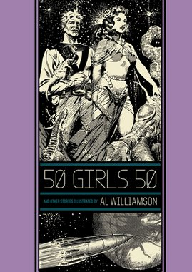"""<i>""""50 Girls 50"""" and Other Stories (The EC Comics Library)</i>"""