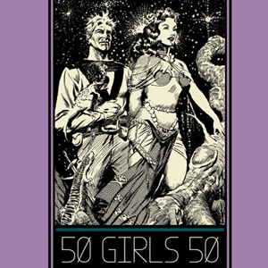 "<i>""50 Girls 50"" and Other Stories (The EC Comics Library)</i>"