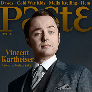 Check out Issue #88 of PASTE.COM featuring Vincent Kartheiser