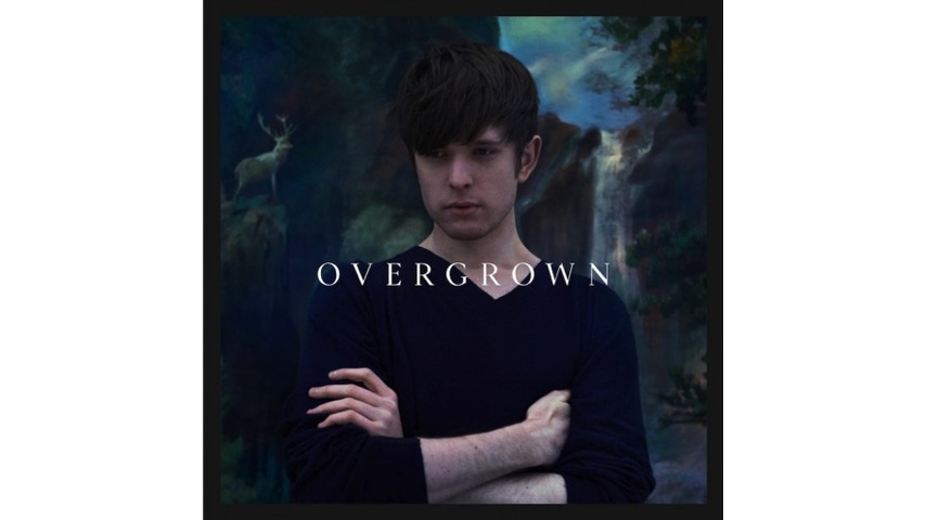 James Blake: <i>Overgrown</i>