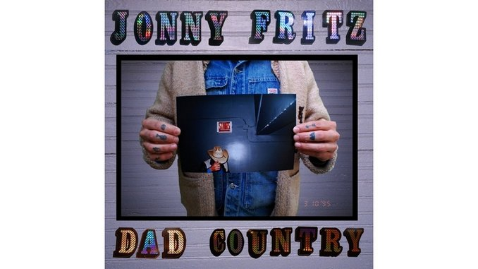 Jonny Fritz: <i>Dad Country</i>