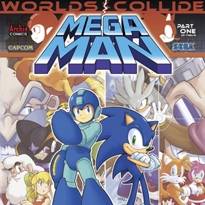 <i>Mega Man</i> #24 by Ian Flynn & Jamal Peppers