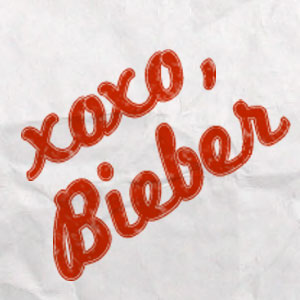 10 Other Guestbooks Signed by Justin Bieber