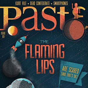 Check out Issue #89 of PASTE.COM featuring The Flaming Lips