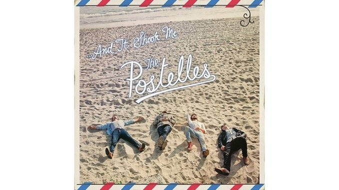 The Postelles: &lt;i&gt;...And It Shook Me&lt;/i&gt;