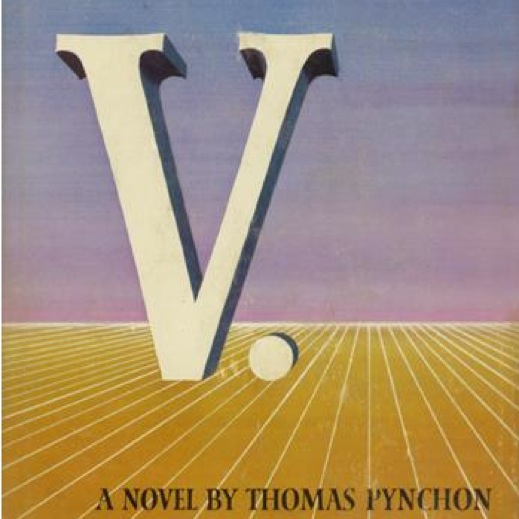 &lt;i&gt;V.&lt;/i&gt; by Thomas Pynchon