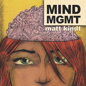 <i>MIND MGMT: Volume One</i> by Matt Kindt
