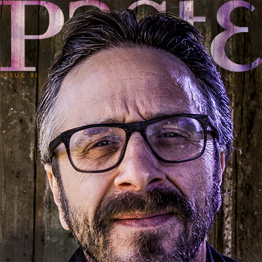 Check out Issue #91 of PASTE.COM featuring Marc Maron