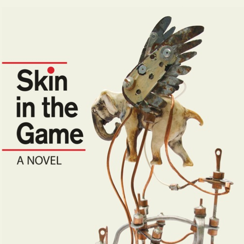 &lt;i&gt;Skin in the Game&lt;/i&gt; by R.P. Finch