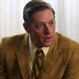 Catching Up With <i>Mad Men</i>'s Kevin Rahm