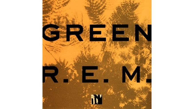 R.E.M.: &lt;I&gt;Green&lt;/i&gt; 25th Anniversary Reissue
