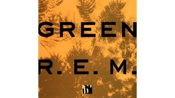 R.E.M.: <I>Green</i> 25th Anniversary Reissue